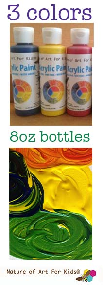 Quality Art Supplies Kids Non-Toxic, buy paint
