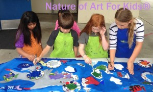 paint parties for kids