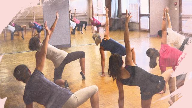 école de danse de couzeix fabienne nicaud modern jazz