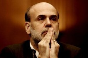 Tough Guy Bernanke Blows Smoke