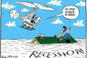 The Recession Never Ended And Will Not Until A Depression Occurs