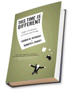 This Time is Different (Reinhart & Rogoff)
