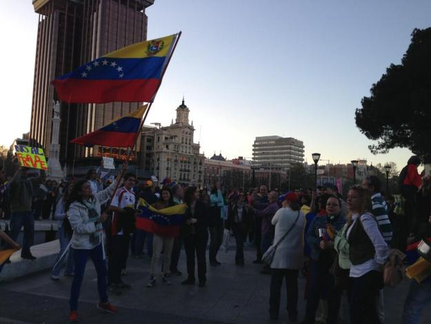 Venezuela Recount Madrid