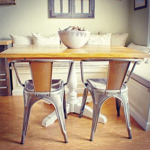 rustic-farm-table-steel-wool-and-vinegar-stain