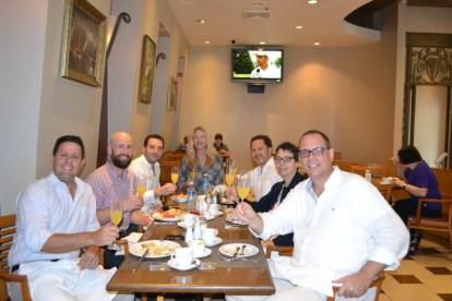 MV ORIGIN Christening ceremony in Guayaquil. Ecoventura Galapagos cruise
