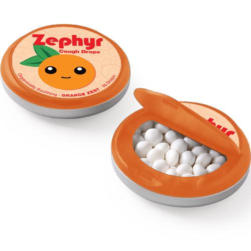 Orange Flavor Design