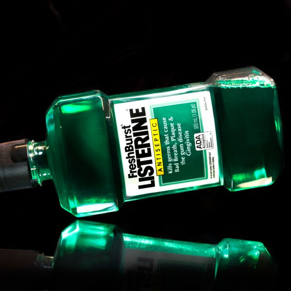 Listerine Product Shot