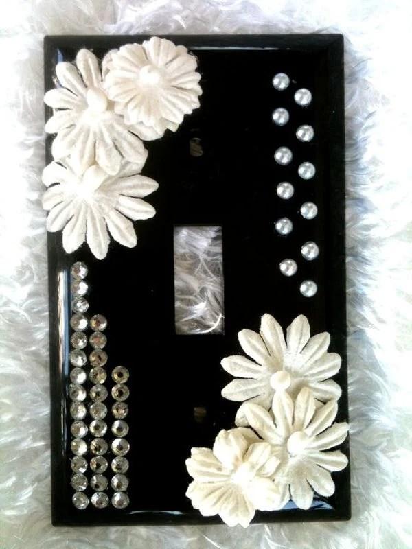 16 Cheap Ways To Decorate Light Switch Plates Ecstasycoffee