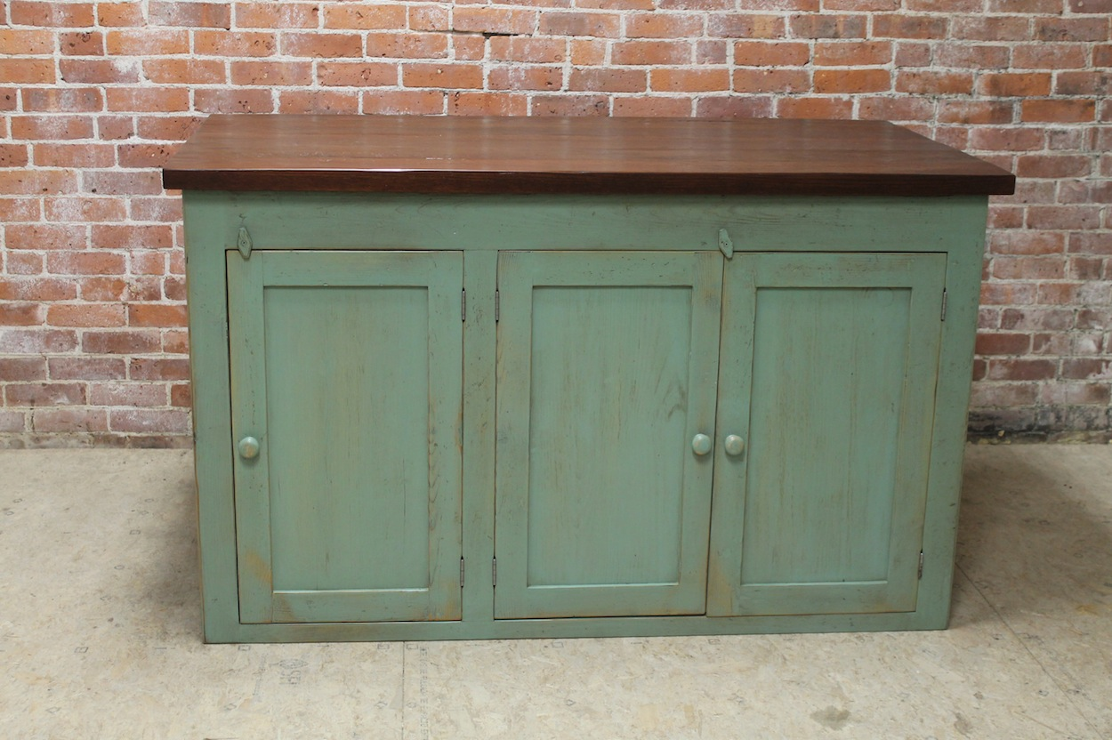 farmhouse kitchen islands kitchen island tables Custom Reclaimed Wood Kitchen Island