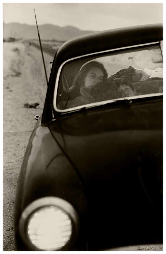 Fotografía de Robert Frank