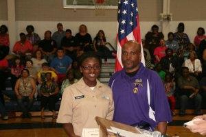 Cadet Kaneisha Robinson