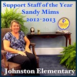 Sandy Mims – Johnston Elementary