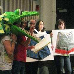 Teen activists