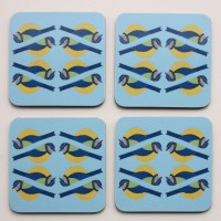 Blue Tit Coasters