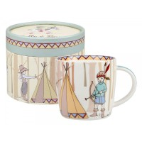 Cowboys and Indians Mug