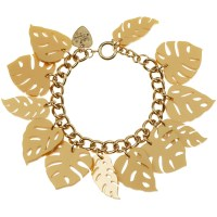 Hot House Leaves Bracelet