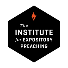 Institute for Expository Preaching logo