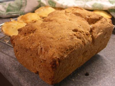 Gluten free bread - Edinburgh Foody