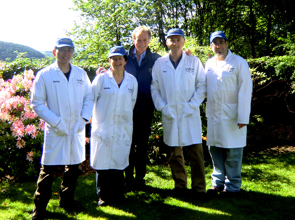 The Whisky Makers with Brand Ambassador Ronnie Cox