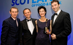 Scotland Food & Drink Excellence Award Winners