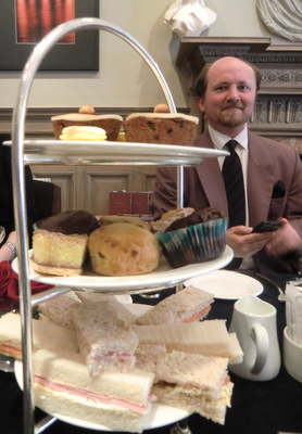 Afternoon Tea at the Bonham
