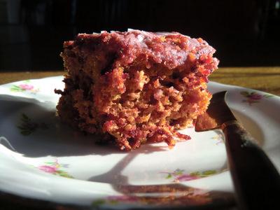 Nigel Slater's Beetroot Cake