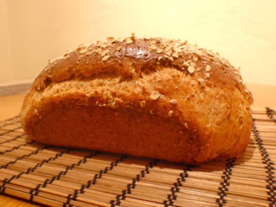 The Spelt Bread Cooling