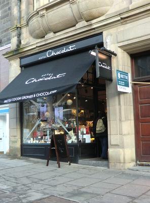 Hotel Chocolat Edinburgh