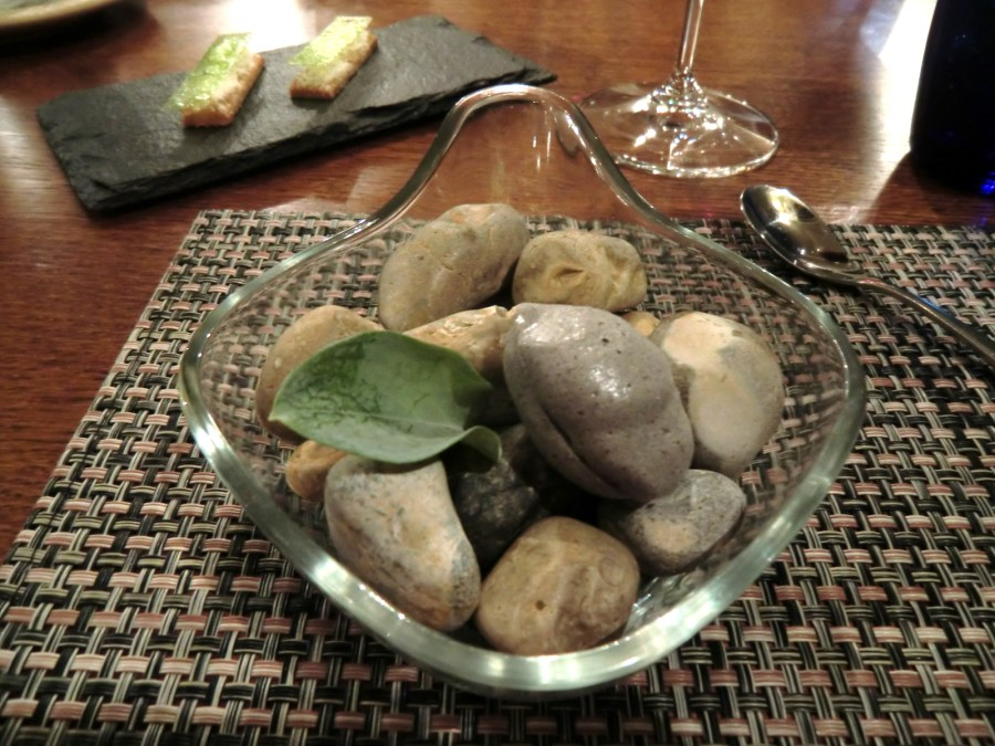 Oyster Pebble at l'Enclume
