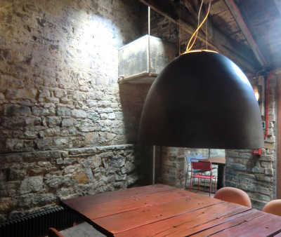 Private dining at The Timberyard