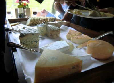 The Perfect Cheeseboard - Northern Belle