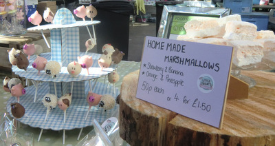Cake Pops at St George's Market