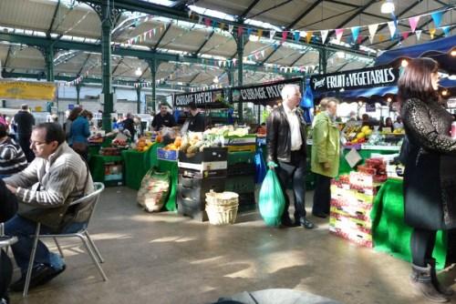 St George's Market Belfast