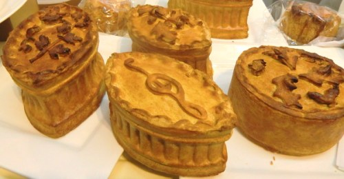 Acanthus Hand Made Pies