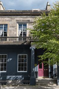 No 11 Brunswick Street, a new boutique hotel in Edinburgh