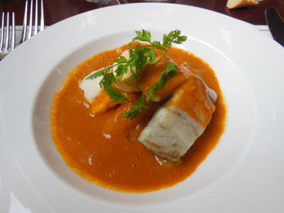 Bouillabaisse at Galvin's Brasserie