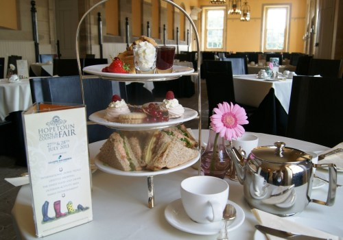 Hopetoun Afternoon Tea