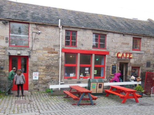 Gorgie City Farm Cafe