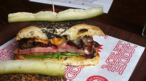 Meat Hook Cuban Burger