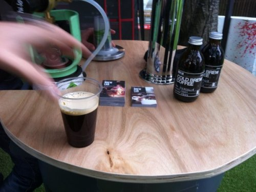 Brew Lab's Cold Brew Coffee