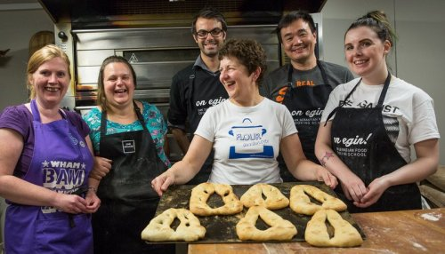 Learn to Bake Bread with Edinburgh Foody