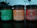 MaRobert's Tanzanian sauces bring some spice to my kitchen