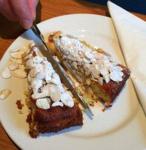 Polenta Orange Almond Cake (GF)