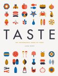 Images from Taste: The Infographic Book of Food by Laura Rowe, illustrations by Vicki Turner. Published by Aurum Press, £20