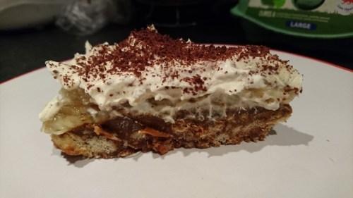 Buko Organic Coconut Jam banoffee pie slice