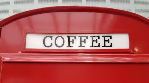Red Box Coffee: from Haymarket to the world