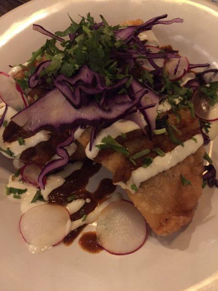 Huitlacoche empanadas