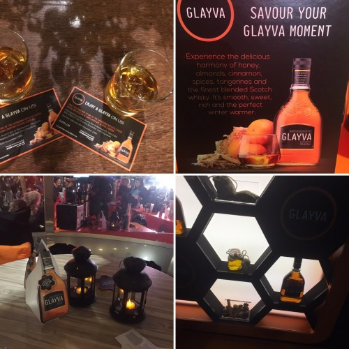 Savouring Our Glayva moment
