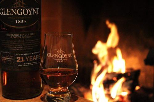 Glengoyne 21 Year Old - it's Christmas in a bottle