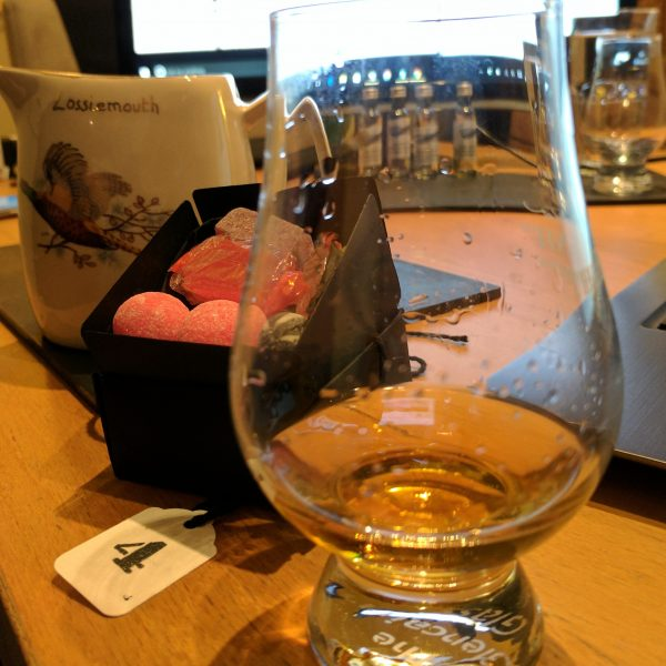 Barley sugar and whisky older that I am: what a great way to spend a Tuesday.